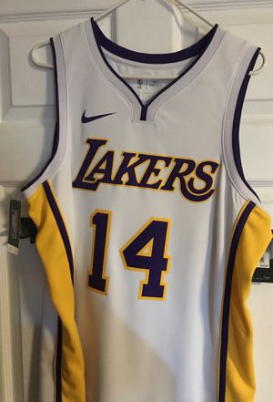 separation shoes 3baf2 db13d New and Used Lakers jersey for Sale in Glendora, CA - OfferUp
