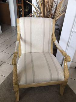 Thomasville Chair and Loveseat Thumbnail