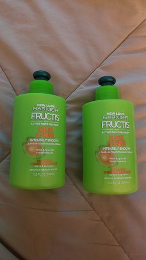 Garnier fructos leave on for Sale in San Francisco, CA