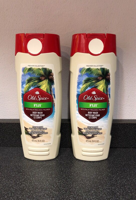 Old Spice Body Wash|16 oz|Fiji|$4 each or 2 for $7 for Sale in Riverside,  CA - OfferUp