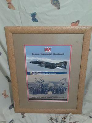 Picture of an F-4 Phantom for sale  Wichita, KS
