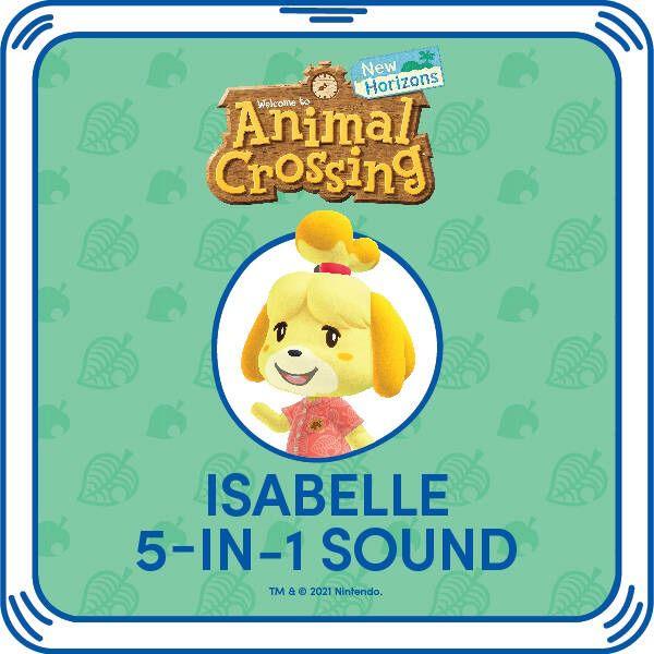 Isabella Animal Crossing New Horizons Build A Bear (theme music)