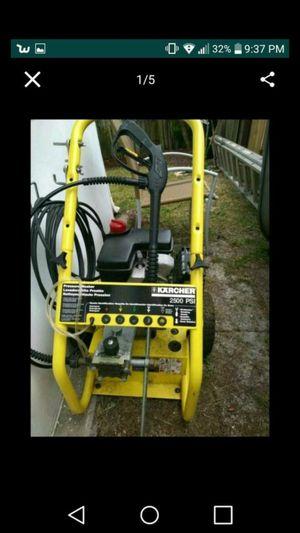 Karcher pressure washer 2500 psi for Sale in Apopka, FL