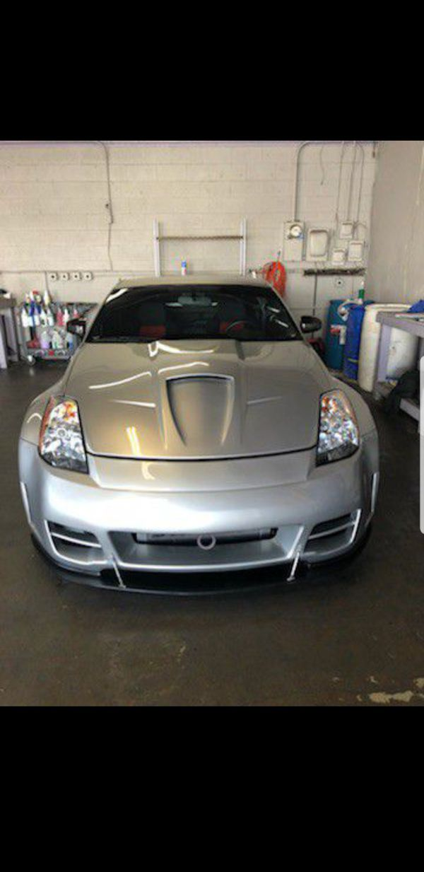 2003 Nissan 350z/Stillen Z33s Race Ready for Sale in Signal Hill, CA ...