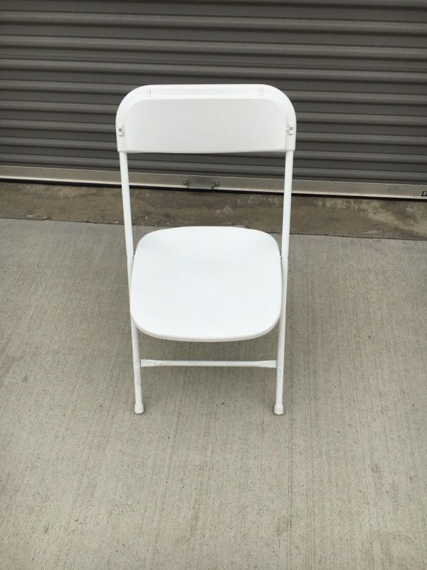Used Folding Chairs For