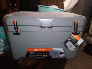 Ozark trail 73 quart high performance cooler. Retail price $189.00, only asking $100.00 for Sale in Garland, TX