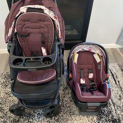 Stroller - Graco Modes Travel System Nanette Thumbnail