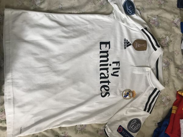 bc385dc18bb27 Real Madrid Jersey Ronaldo 7 Champions League edition (Sports   Outdoors)  in Oxnard