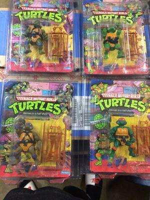 TMNT action figures for Sale in La Mirada, CA