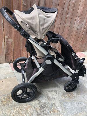Photo Careola doble Baby jogger