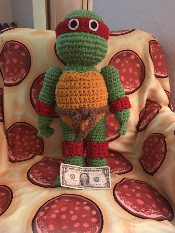 Donut Scented Ninja Turtle for Sale in Menifee, CA - OfferUp
