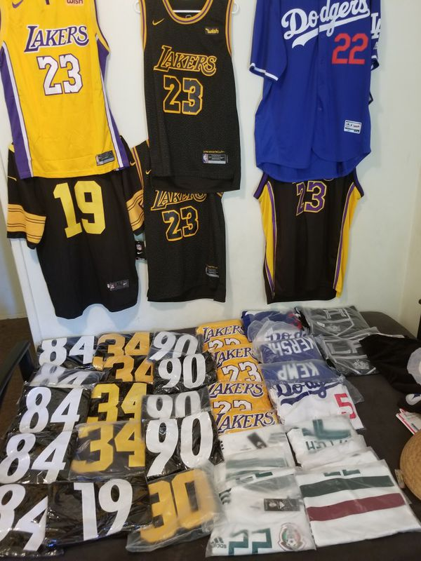 best sneakers e2e3d 43cdb Steelers Lakers Dodgers L.A kings Mexico jerseys for Sale in Los Angeles,  CA - OfferUp