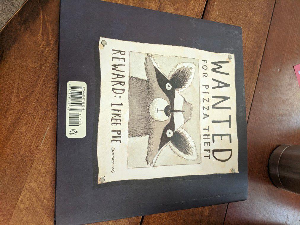 Secret pizza party book by adam rubin and Daniel salmieri