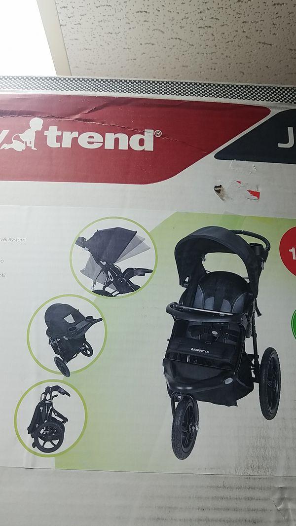 Baby Trend Jg Range Lx Jogging Stroller New In Box For Sale In Allentown Pa Offerup