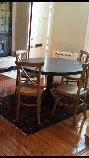 Custom metal table for Sale in Alexandria, VA