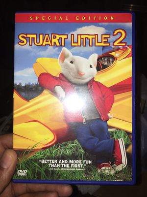 Stuart Little 2 Dvd For Sale In Richmond Tx Offerup