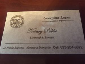 Notary/ notario for Sale in Phoenix, AZ