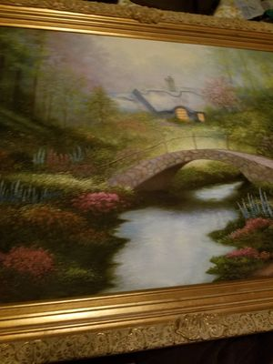 Painting of bridge for Sale in Dallas, TX