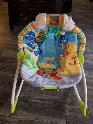 Photo Infant to toddler rocker baby seat