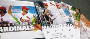 Cardinal tickets for Sale in St. Louis, MO