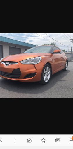 veloster 2012 low miles Thumbnail