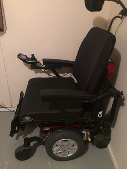 Electric Wheelchair Thumbnail
