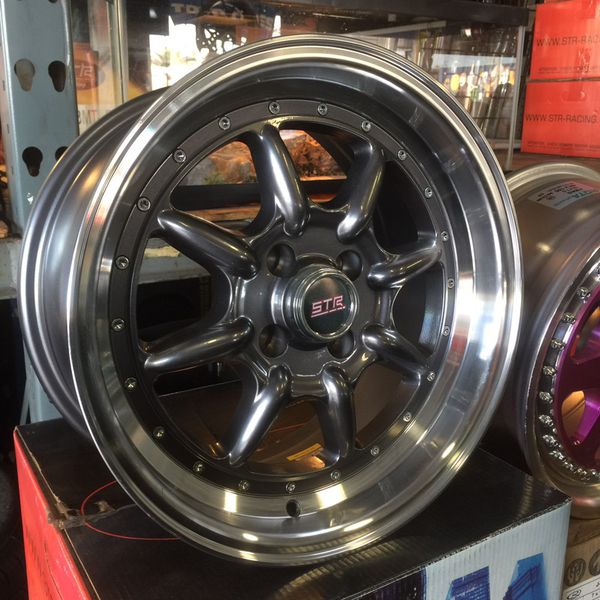 Str 504 16x8 4x100 20 Offset For Sale In Long Beach Ca Offerup