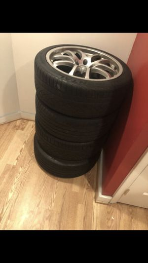 Infiniti Wheels and Tires!!$$270FIRM$ come get em for Sale in Fort Washington, MD