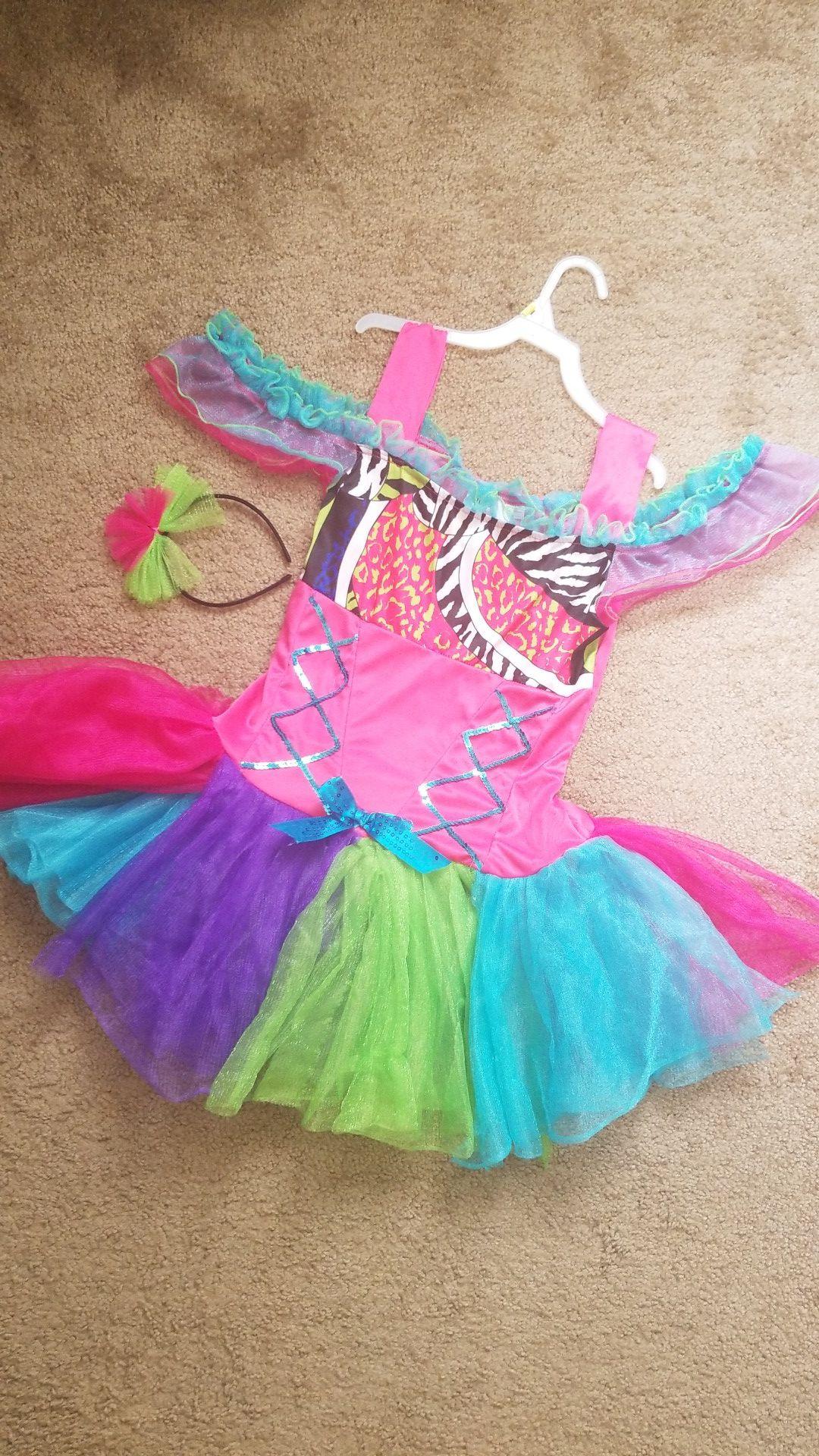 Ballerina Costume size L ( 12-14)