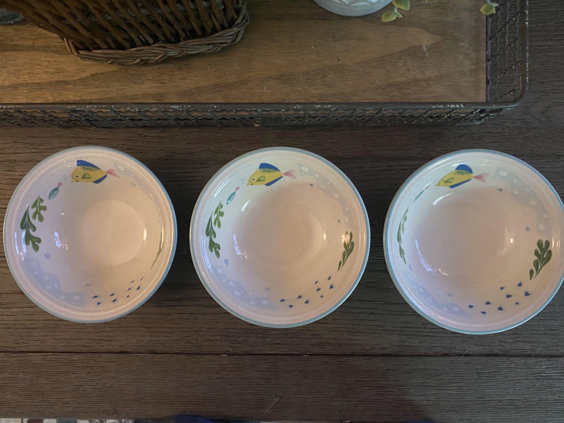 Studio Nova Barrier Reef Y2310 Dessert Bowls