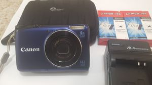 Canon Powershot Bundle! for Sale in Arlington, VA