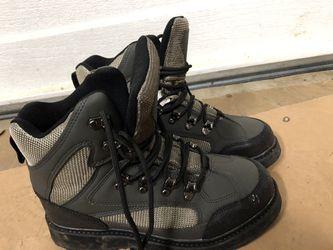 Size 8 Caddis Wading Boots Brand New Thumbnail
