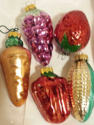 Christopher Radko glass ornaments for Sale in Rockport, IN