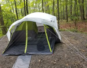 Coleman Dome tent with screen room for Sale in Washington, DC