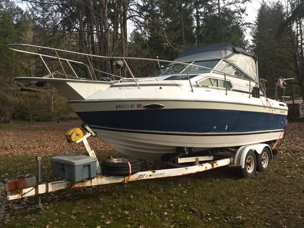 1986 sunrunner 23 ft.