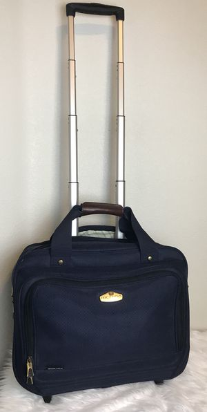 Ricardo Beverly Hills travel briefcase carry on suitcase for Sale in Ontario, CA