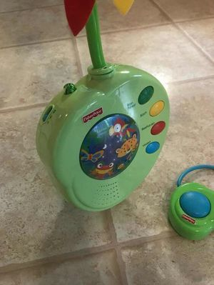 Fisher Price crib mobile for Sale in Chantilly, VA