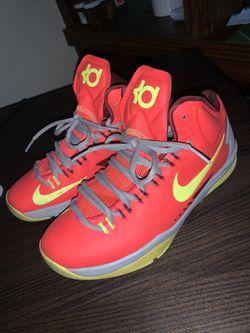 KD's Sneakers Thumbnail