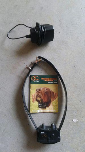 Sport doga 10R dog bark collar for Sale in Bonita, CA