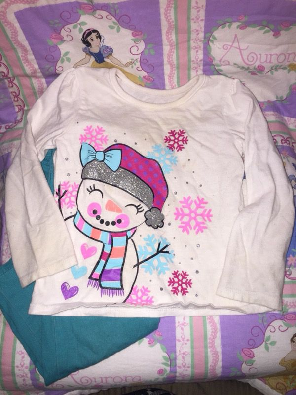 Children's outfit 2T