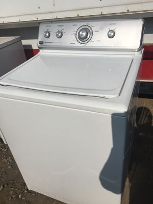 Whaser maytag by kenmore works good free delivery tulare visalia for Sale in Tulare, CA