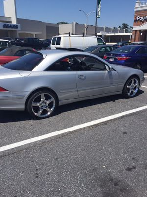 2001 Mercedes-Benz CL 500 for Sale in Silver Spring, MD