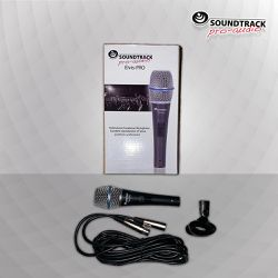 Elvis Pro. Condenser Microphone .Cable and case included.Excellent reproduction of voice and music professional Thumbnail