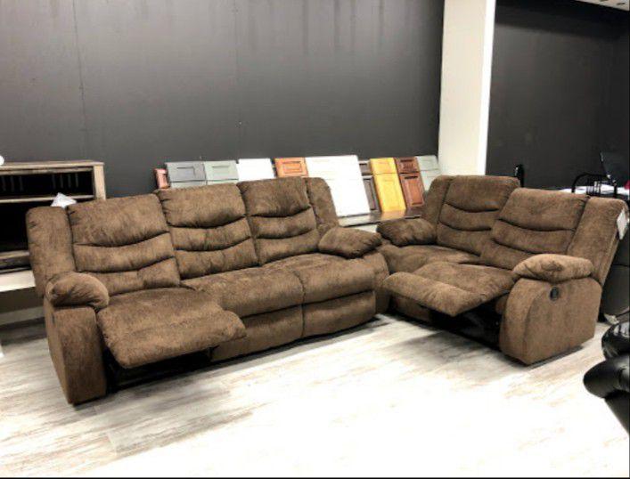Tulen Reclining Living Room Set