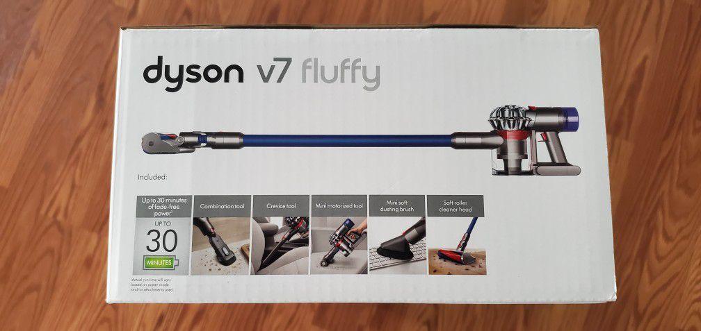 Brand New Dyson V7 Fluffy