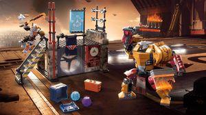Mega Construx Destiny Tiny Cabal Gladiator Battle Set New for Sale in Longwood, FL