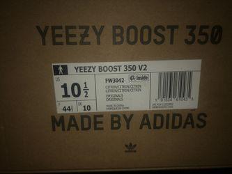 Yeezy Boost 350 Citrin Thumbnail