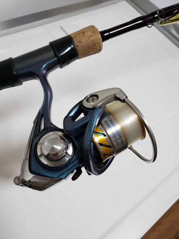 2 St  Croix Rods & reels w/ lures for Sale in Absecon, NJ - OfferUp