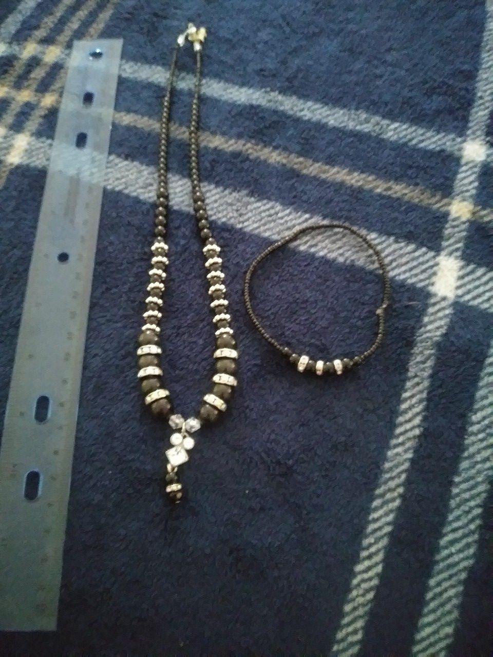 Custom jewlery bracelet and necklace