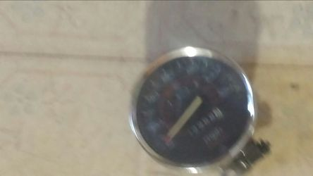 SPEEDOMETER WITH SPEEDOMETER CABLE Thumbnail